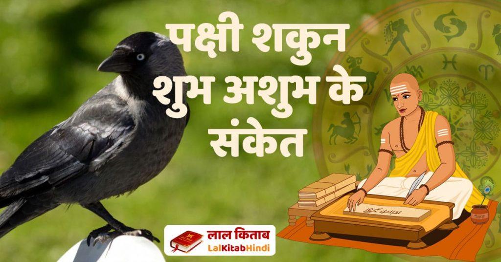 Shakun Bird - पक्षी शकुन - प्रचलित शकुन शास्त्र के सूत्र